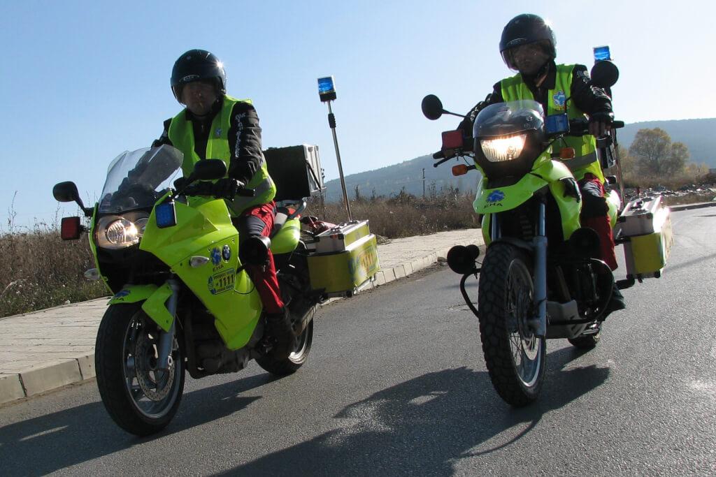 медицински мотоциклет